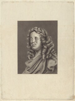 Sir William Davenant, after John Greenhill - NPG D30155
