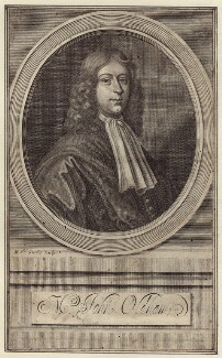 John Oldham, by Michael Vandergucht - NPG D30162