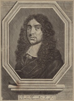 Andrew Marvell, after Unknown artist - NPG D30163