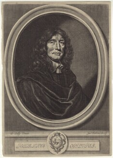 John Ogilby, by William Faithorne, after  Sir Peter Lely - NPG D30172