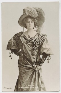 Lily Brayton as Katherine in 'The Taming of the Shrew', by Rita Martin, 1904 - NPG x131450 - © National Portrait Gallery, London