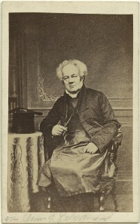 Augustus Page Saunders, by Unknown photographer - NPG x22369