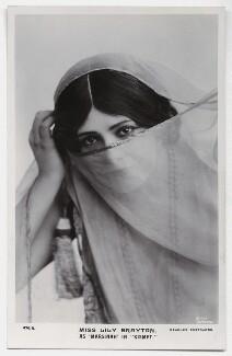 Lily Brayton as Marsinah in 'Kismet', by Rita Martin, published by  J. Beagles & Co - NPG x131470