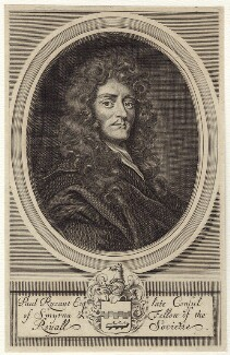 Sir Paul Rycaut, possibly by Robert White, after  Sir Peter Lely - NPG D30201