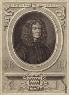 Sir Henry Blount, by David Loggan - NPG D30219