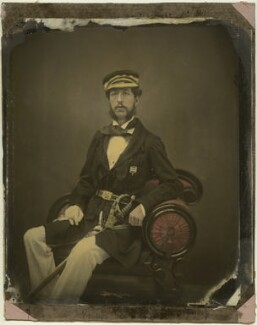 Sir Henry Wylie Norman, by Unknown photographer, mid-late 1850s - NPG x21537 - © National Portrait Gallery, London