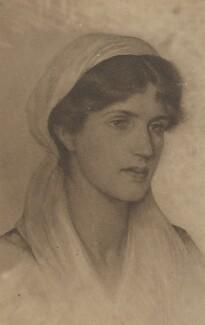 Marie Stillman (née Spartali), after Lisa Stillman - NPG P1273(24a)