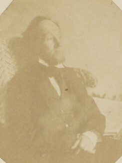 Swynfen Stevens Jervis, by Unknown photographer - NPG P1273(28a)