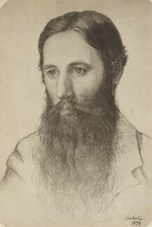 Peter Laskarides, probably by Marie Stillman (née Spartali), possibly by  Lisa Stillman, September 1879 - NPG  - © National Portrait Gallery, London