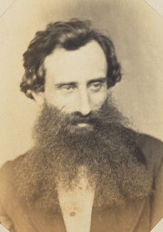 John Lucas Tupper, by Unknown photographer - NPG P1273(29b)