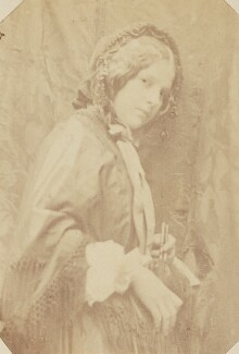 Unknown woman, by Unknown photographer - NPG P1273(30a)