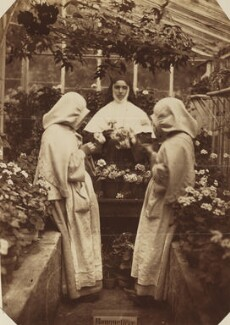 Bernardine Silent Sisters, by Unknown photographer - NPG P1273(31a)