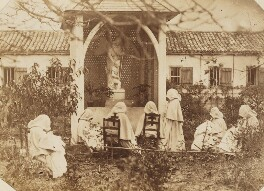 Bernardine Silent Sisters, by Unknown photographer - NPG P1273(31b)