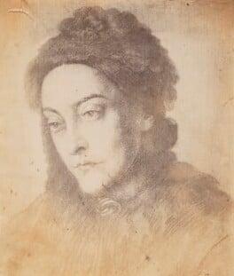 Christina Georgina Rossetti, after Dante Gabriel Rossetti - NPG P1273(1b)