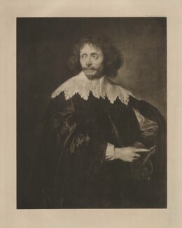 Thomas Chaloner, after Sir Anthony van Dyck - NPG D32822