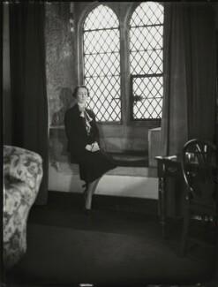 Hon. Mrs Herbert, by Bassano Ltd - NPG x154006