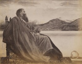 'The Wings of the Dove', after Frederic Leighton, Baron Leighton - NPG P1273(11b)
