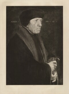John Chambre (Chamber, Chambers), after Hans Holbein the Younger - NPG D32835