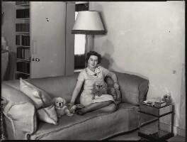 Lady Maureen Helen Stanley (née Vane-Tempest-Stewart), by Bassano Ltd - NPG x154014