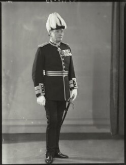 Sir Lewis Macclesfield Heath, by Bassano Ltd - NPG x154027