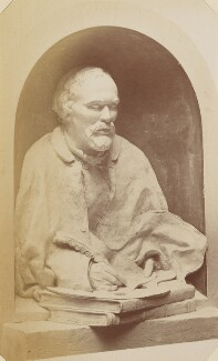 Dante Gabriel Rossetti, after Ford Madox Brown - NPG P1273(19b)