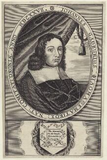 John Gadbury, after Unknown artist - NPG D30383
