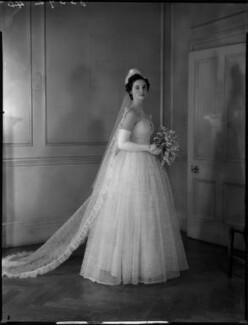 Lady Anne Sophia Berry (née Walpole), by Bassano Ltd, 15 March 1939 - NPG x154054 - © National Portrait Gallery, London