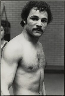 John Conteh, by Roger Perry - NPG x131674