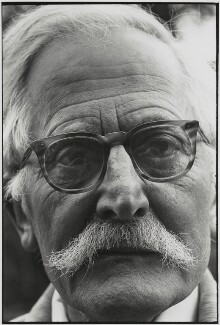 Sir William Empson, by Roger Perry - NPG x131675