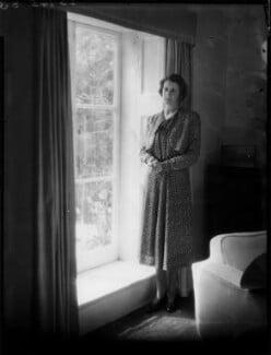 Lady Katharine Seymour (née Hamilton), by Bassano Ltd - NPG x154088