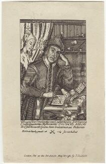 John ('Jack') Adams, after Hobbedeboody, published by  James Caulfield, published 1792 - NPG D30392 - © National Portrait Gallery, London