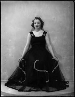Lady Margaret Dorothea Stirling-Aird (née Boyle), by Bassano Ltd - NPG x154094