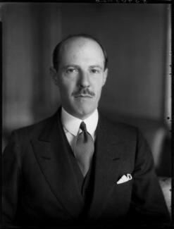 Robert Villiers Grimston, 1st Baron Grimston of Westbury, by Bassano Ltd - NPG x154101