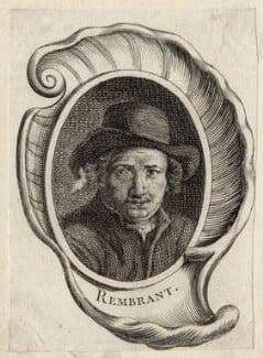 Rembrandt, after Rembrandt - NPG D30402