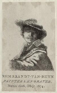 Rembrandt, after Rembrandt - NPG D30403