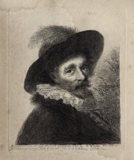 Rembrandt, by Benjamin Wilson - NPG D30404