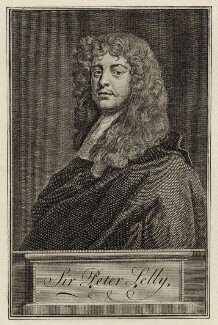 Sir Peter Lely, after Sir Peter Lely - NPG D30406