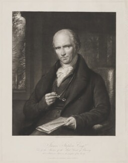 James Stephen, by John Linnell, published by  Dominic Charles Colnaghi, published 1 August 1834 - NPG D32850 - © National Portrait Gallery, London