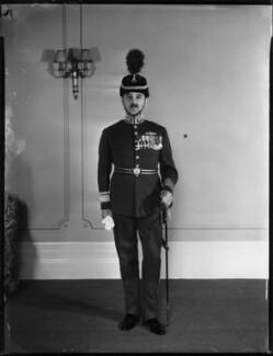 Sir (Alfred) Guy Roland Garrod, by Bassano Ltd - NPG x154115