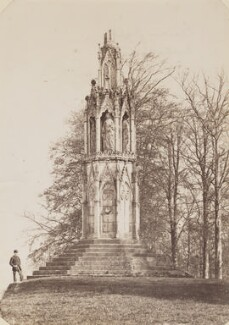'Eleanor Cross, Northampton', by Unknown photographer - NPG P1273(33b)