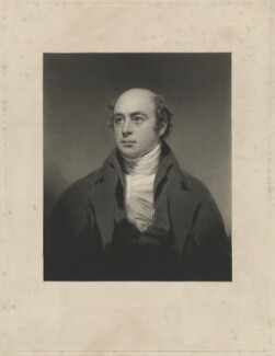 Sir Francis Leggatt Chantrey, by Charles Turner, after  Sir Henry Raeburn - NPG D32855