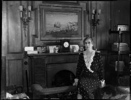 Lady (Helen) Cynthia Colville (née Crewe-Milnes), by Bassano Ltd - NPG x154128