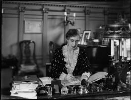 Lady (Helen) Cynthia Colville (née Crewe-Milnes), by Bassano Ltd - NPG x154129