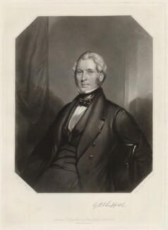 G.R. Chappell, by William Henry Simmons, after  J. Buchanan - NPG D32868