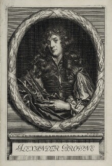 Alexander Browne, by Arnold de Jode, after  Jacob Huysmans - NPG D30427
