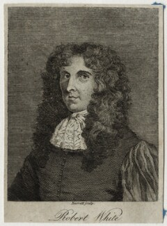 Robert White, by G. Barrett - NPG D30441