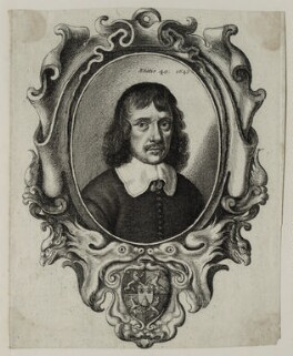 Wenceslaus Hollar, by Wenceslaus Hollar - NPG D30442