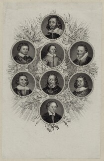 'Early Masters', by John William Cook - NPG D30444