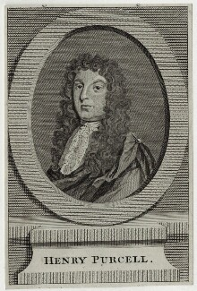 Henry Purcell, after Unknown artist - NPG D30448