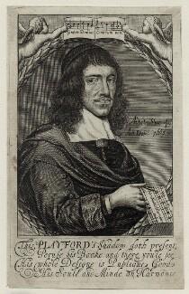 John Playford, by Richard Gaywood, after  Unknown artist - NPG D30450